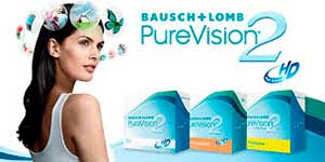 Новые линзы PureVision 2 HD for Astigmatism