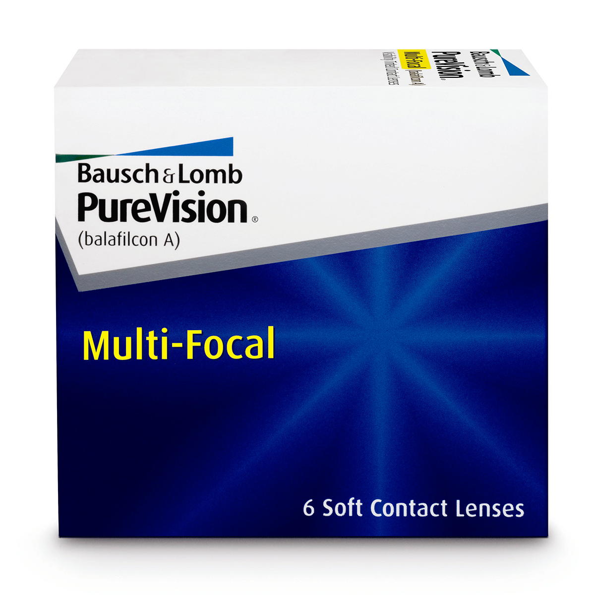 Pure Vision Multi-Focal