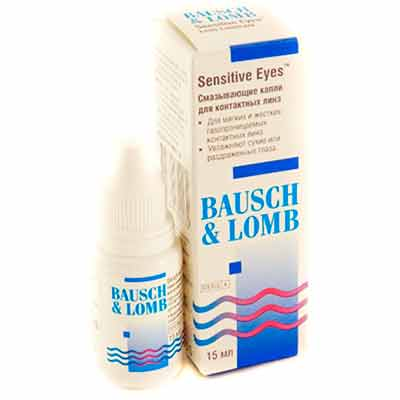 Sensitive Eyes Lubricant